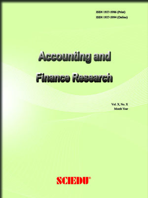 Accounting and Finance Research